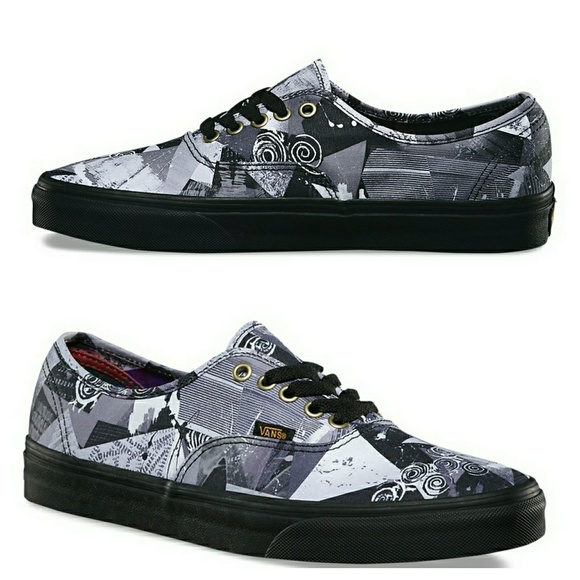 Vans Original Abstract Authentic 4836e5ba0d47